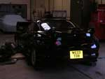 Mitsubishi fto on rolling road