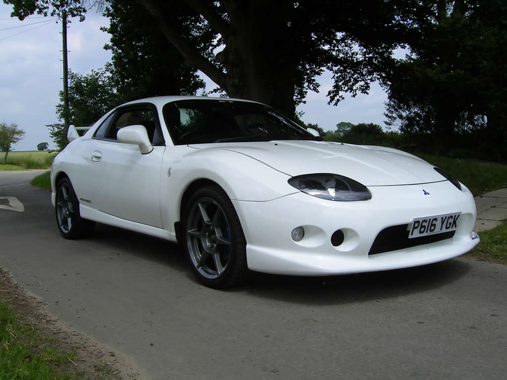 Mitsubishi Fto James Cars